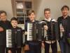 Nastop harmonikarjev sodelovanju s knjižnjico Laško ''Povodni mož'', Laško, 5.2.2019