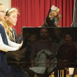 Koncert najmlajših učencev oddelka za klavir in orgle, 20. 3. 2018