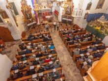 Predbožični koncert, cerkev sv. Petra v Selcih, 22. 12. 2018