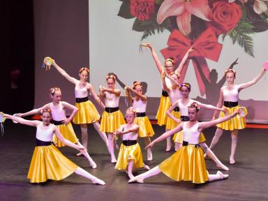 Plesna predstava Baletni šopek