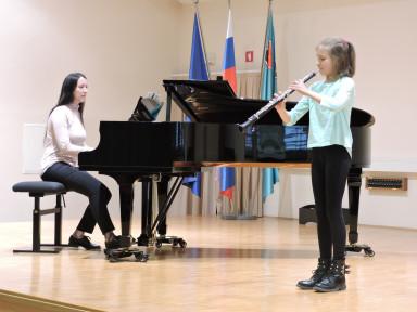 Srečanje flavtistov, oboistov in fagotistov ZPGŠ