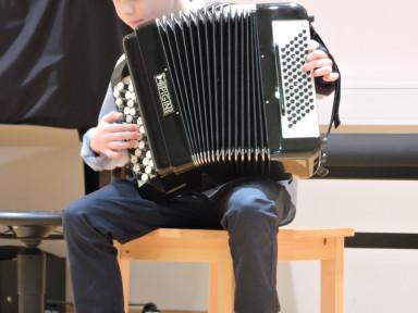 Regijsko tekmovanje mladih glasbenikov Primorske - HARMONIKA