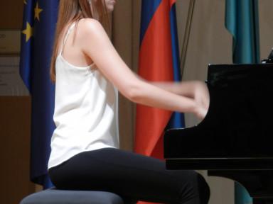 pianistka Barbara Verhovnik