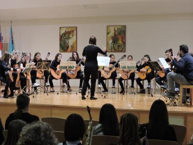 Orkestrski večeri 2019 - Kitarski orkester in komorne skupine GŠ Tolmin