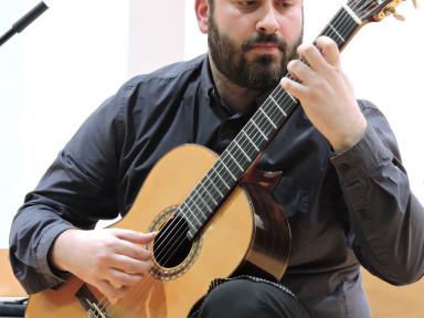 Sebastjan Grego, kitara