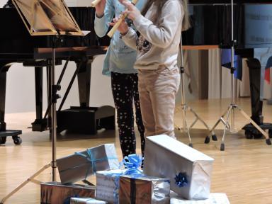 Tanja Šturm in Hana Leban