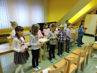 Učenci NGL 1