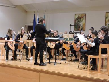 Kitarski orkester GŠ Tolmin
