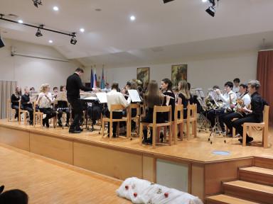 Pihalni orkester GŠ Idrija
