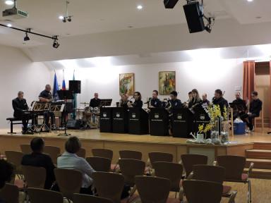 Orkestrski večeri GŠ Tolmin - JPBB