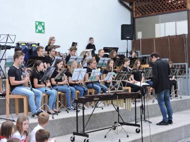 Orkestrski večeri - Mladinski pihalni orkester GŠ Tolmin