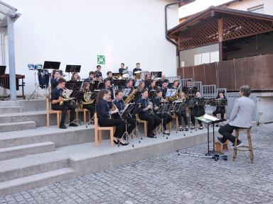 Orkestrski večeri GŠ Tolmin - Pihalni orkester Tolmin