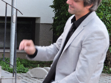 in dirigent Damijan Valentinuzzi