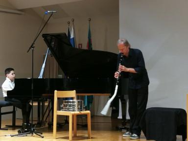 Instrument, ki je nastal med vadenjem v Tolminu in skladba Sfinga