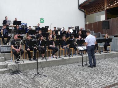 Orkestrski večeri - Pihalni orkester Tolmin