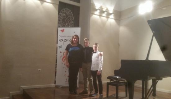 3. mednarodno tekmovanje mladih glasbenikov…
