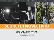 Koncert dua Calabria Pagani, harmonika, klavir