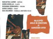 Najlepše arije in uverture iz baročnih oper