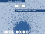 Sožitje zvokov - Uroš Rojko in Katja Skočir